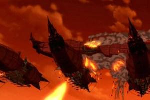 Avatar: The Last Airbender scene