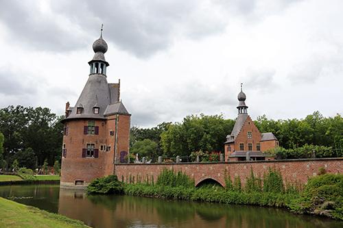 Kasteel van Ooidonk Deinze Belgium