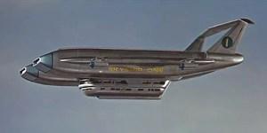 Thunderbirds Skyship One