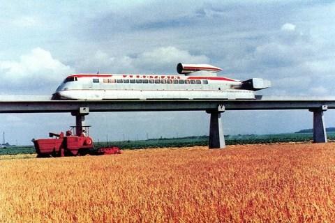 Aérotrain France