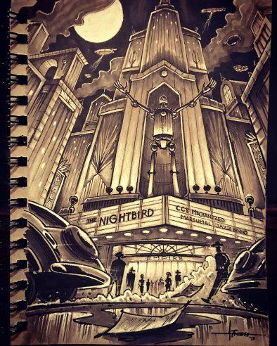 Alejandro Lee artwork