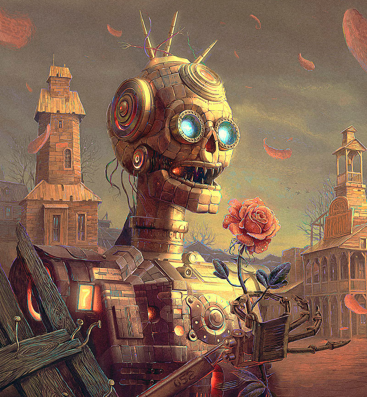Andrew Ferez artwork