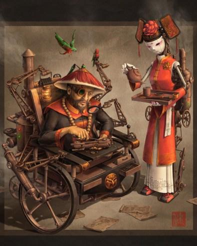 James Ng artwork