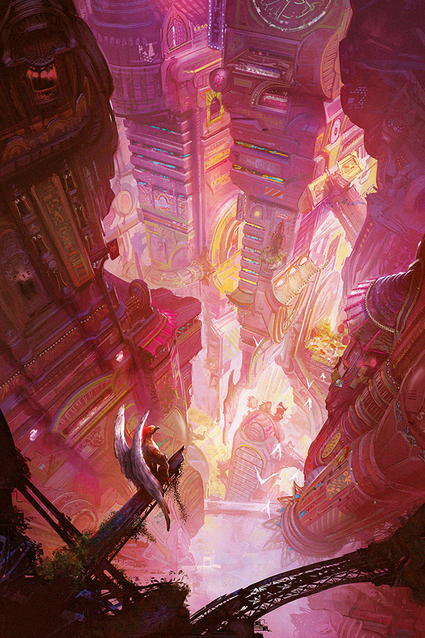 Marc Simonetti artwork