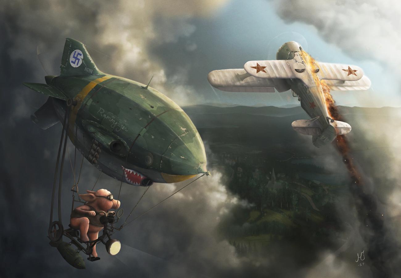 Markku Immonen artwork