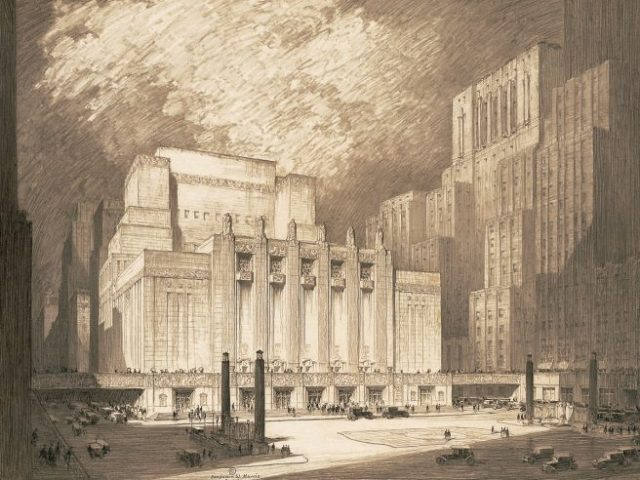 New York Opera House design