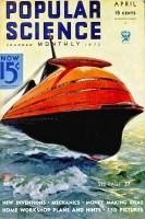 Popular Science April 1934 cover