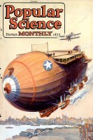 Popular Science October 1923 cover