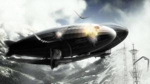 Sky Captain and the World of Tomorrow scene