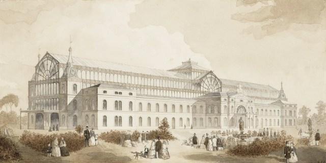 Paleis voor Volksvlijt Amsterdam design