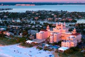 The Don CeSar St Pete Beach Florida