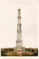 Crystal Palace tower London England design