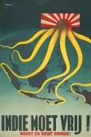 1944 Dutch Indies poster