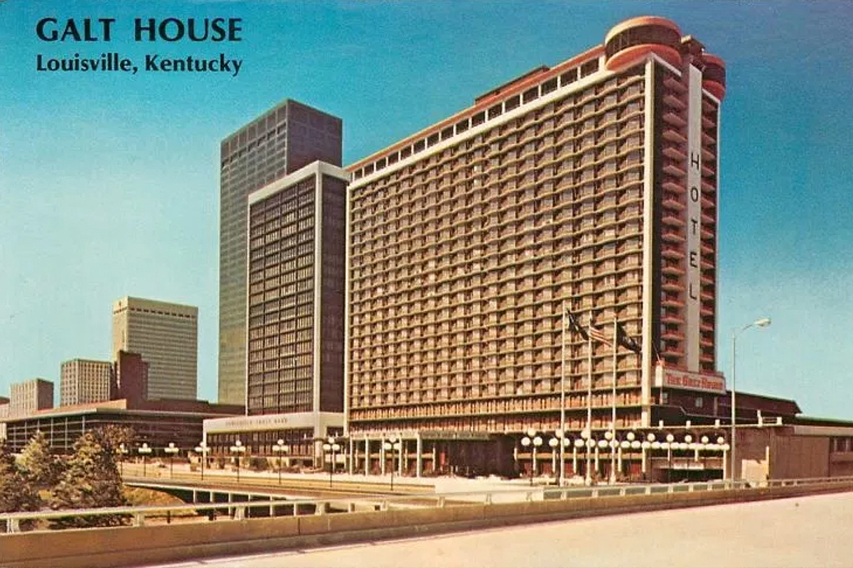 Galt House Louisville Kentucky