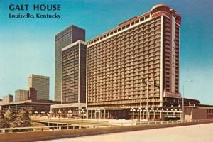 Galt House Louisville Kentucky