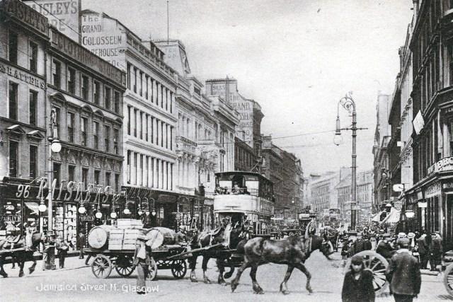 Jamaica Street Glasgow Scotland