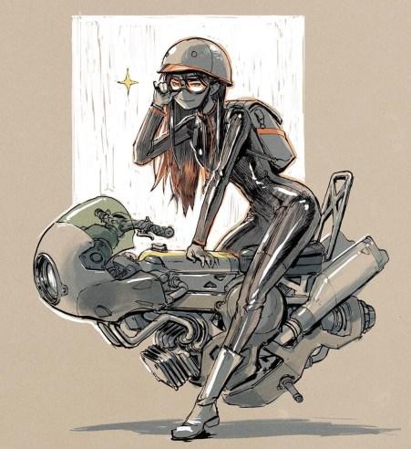 Steven Wen artwork