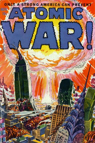 Atomic War! 1 cover