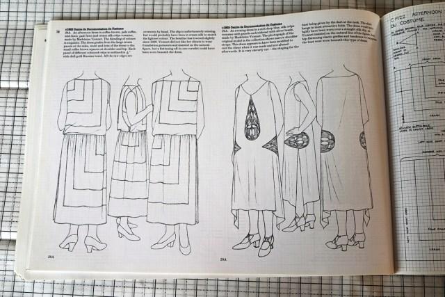 Patterns of Fashion 2 page