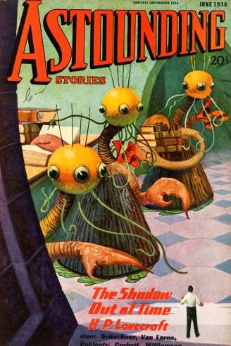 Astounding Stories June 1936 cover