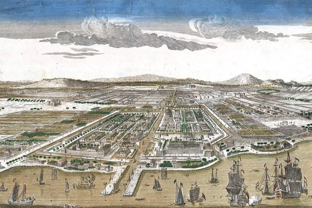 Batavia Java illustration