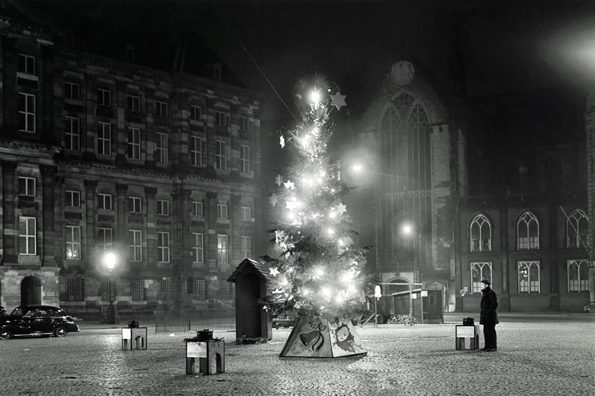 Dam Square Amsterdam Netherlands