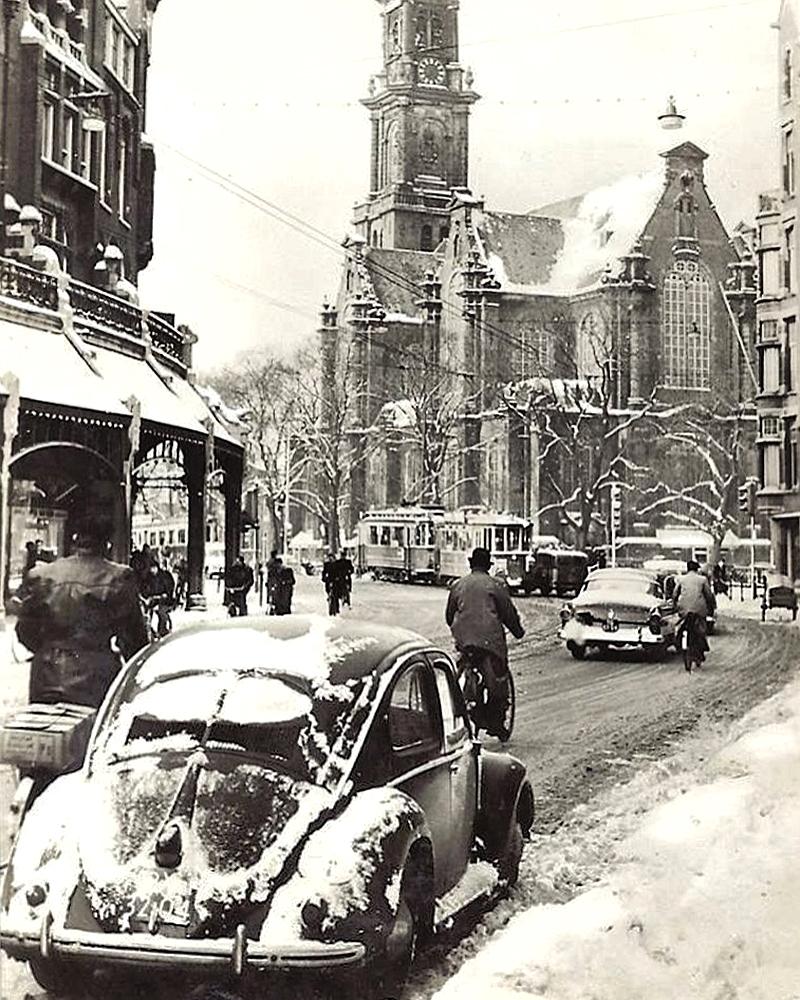 Raadhuisstraat Amsterdam Netherlands