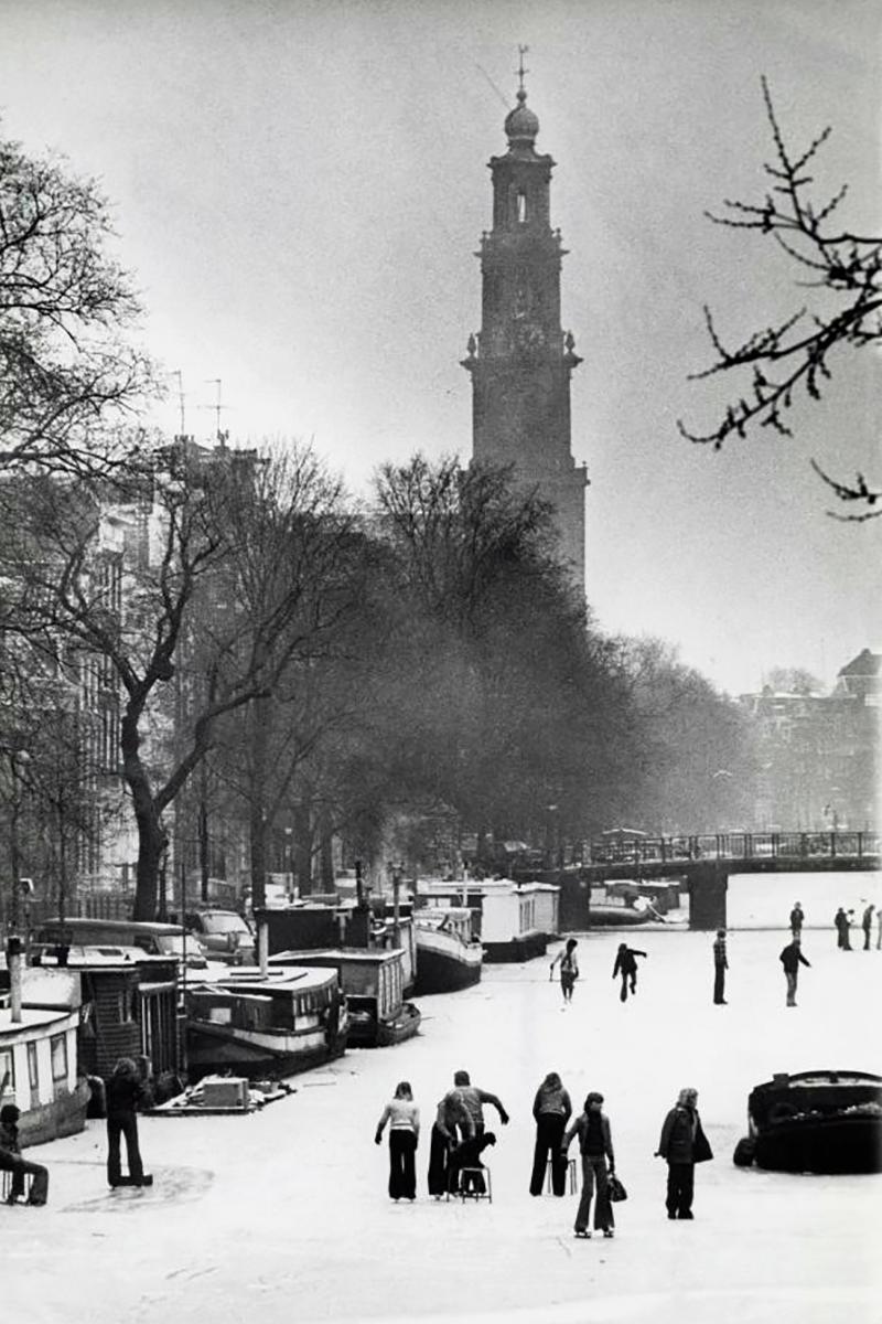 Westerkerk Amsterdam Netherlands