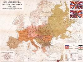 Central European Union map