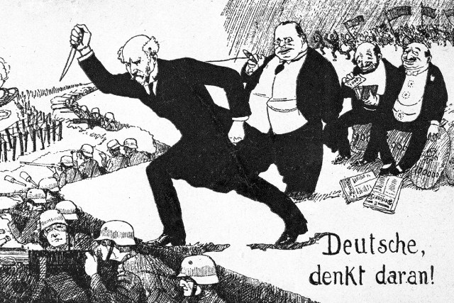 German cartoon