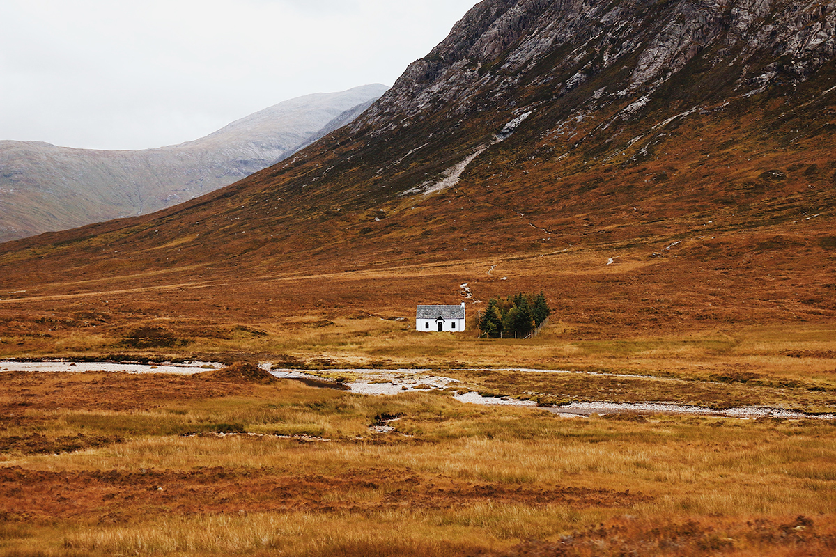 Pap of Glencoe Scotland