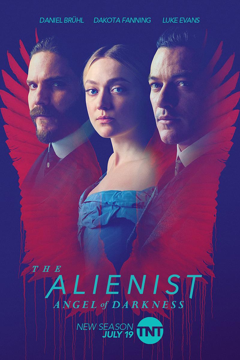 The Alienist, Season 2
