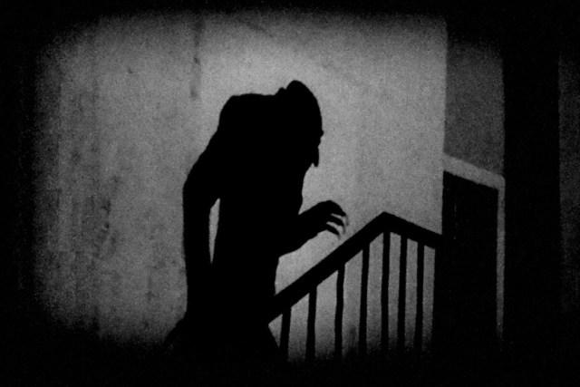 Nosferatu scene