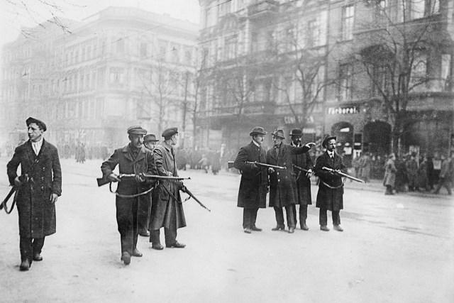 Berlin Germany revolution
