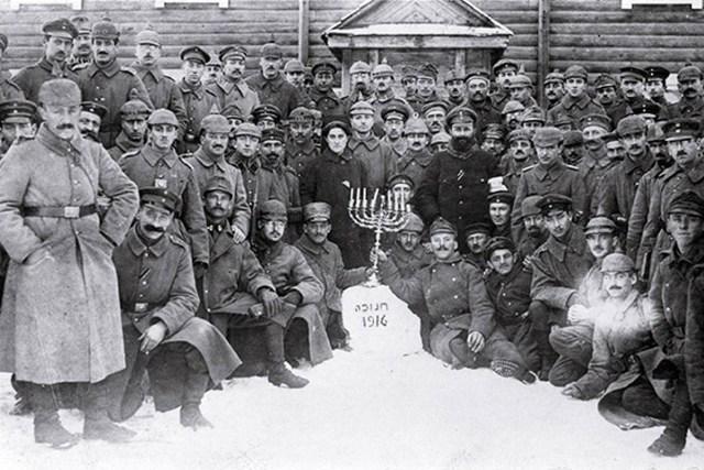 Jewish German soldiers