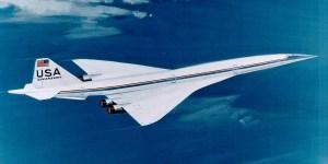Boeing 2707 artwork