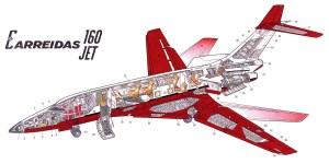Tintin Carreidas 160 cutaway