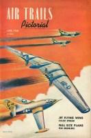 Air Trails April 1948 cover