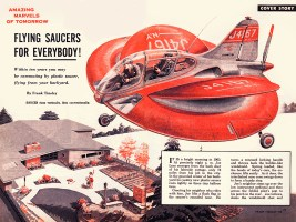 Mechanix Illustrated March 1957 pages