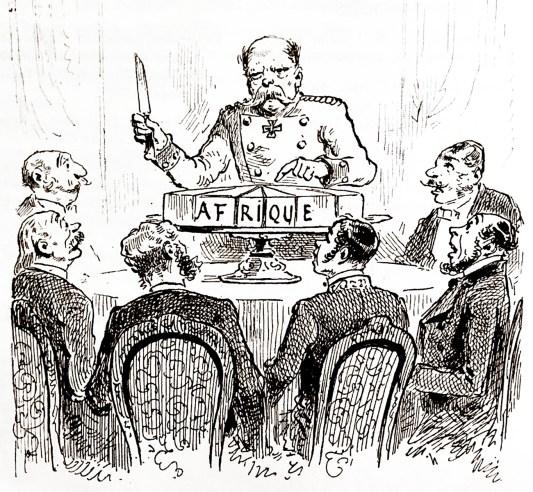 Otto von Bismarck cartoon