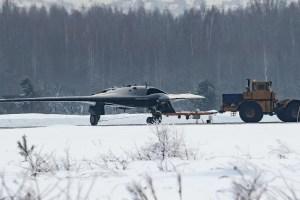 Sukhoi S-70 drone