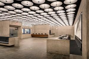 Breuer Building lobby