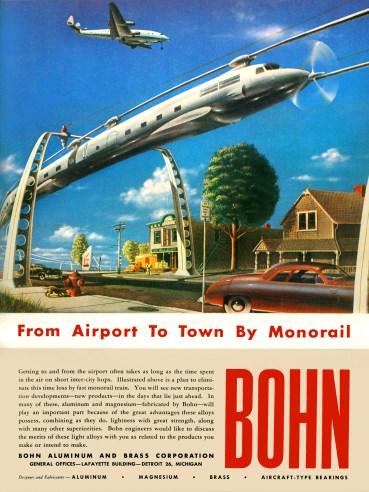 Bohn Aluminum advertisement