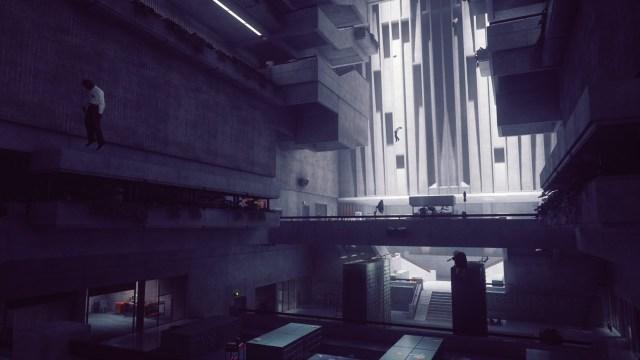 Control scene