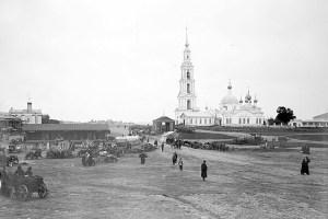 Saint Nicholas Church Kalyazin Russia