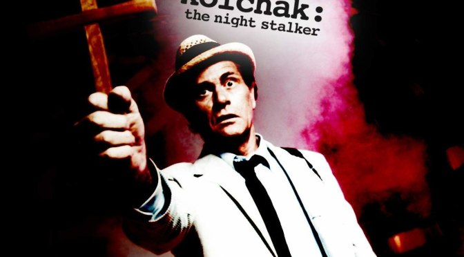The Night Stalker (TV Movie 11 Jan 1972)