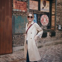 Must Have: Trench Coat and Five Ways to Wear It