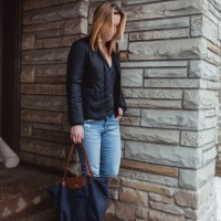 Creating a Navy Capsule Wardrobe