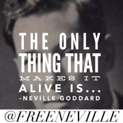 Stopping Time - Neville Goddard Quote