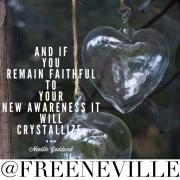 Remain Faithful Neville Goddard Quote